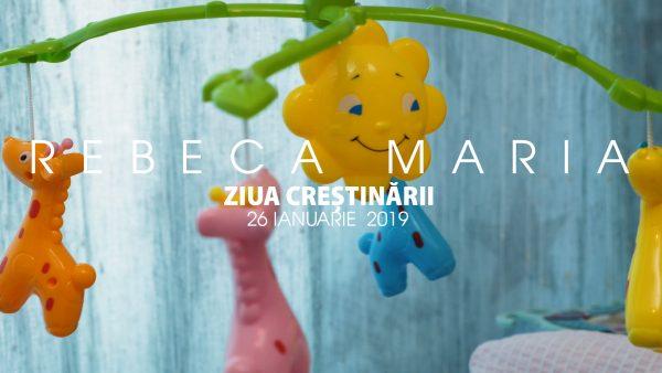 Rebeca Maria – Teaser Botez